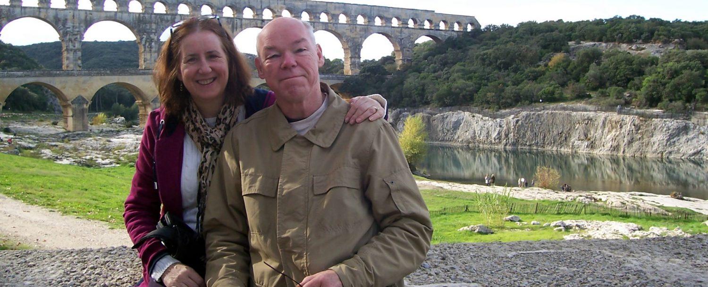 Yvonne and Ian