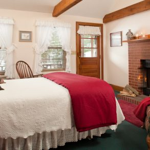 The Redbud Bedroom