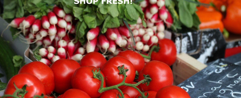 An array of farm fresh veggies.