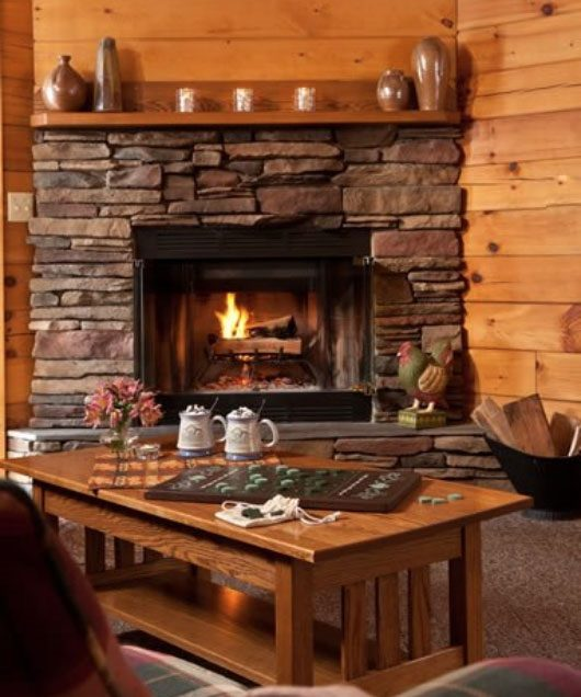 The White Oak Inn's Cozy Accommodations