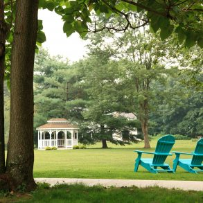 White Oak Inn Gazebo