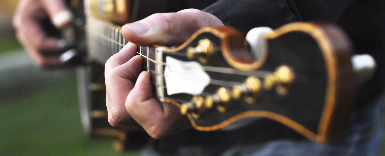 Oakstock Musician